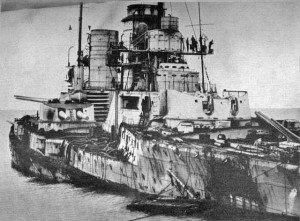 Battle of Jutland: Siege of Augusta